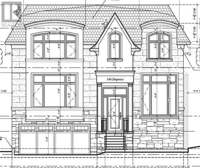 146 Empress Ave, Toronto, Ontario M2N 3T6 (19507840