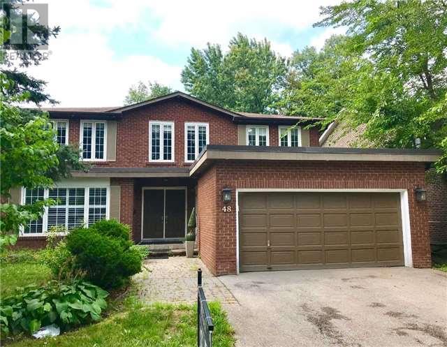 48 PINNACLE RD E, toronto, Ontario